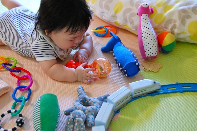 おもちゃ選び